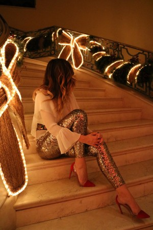 LEGGINS  SEQUINS