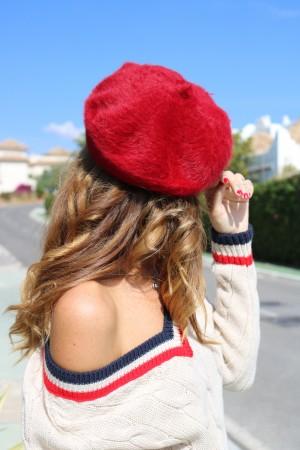 BOINA PARISINA RED