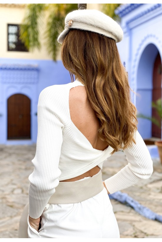 JERSEY BACKLESS