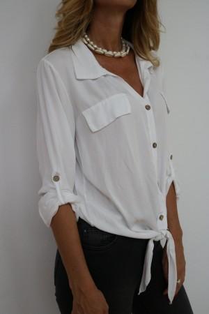 CAMISA BASIC WHITE