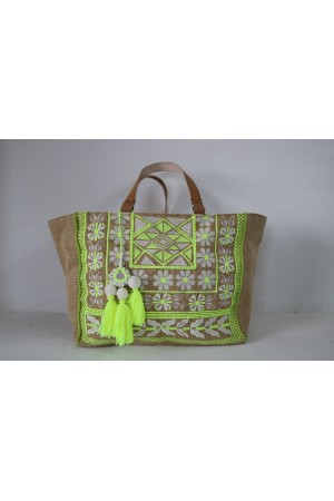 BOLSO FLUOR YELLOW