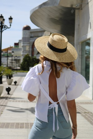 CAMISA BACKLESS